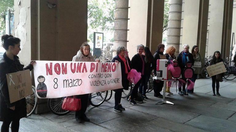 29.4.2017 – 10361 firme raccolte contro la chiusura del Centro Antiviolenza me.Dea