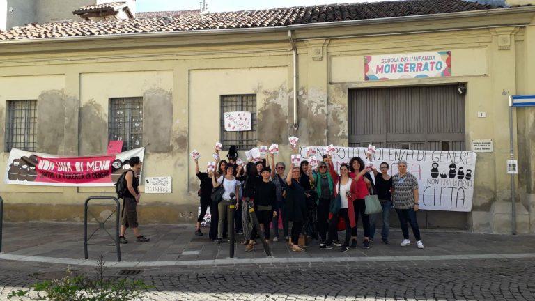 9.6.2018 – Nasce la Casa delle Donne tra le mura dell'Ex asilo Monserrato
