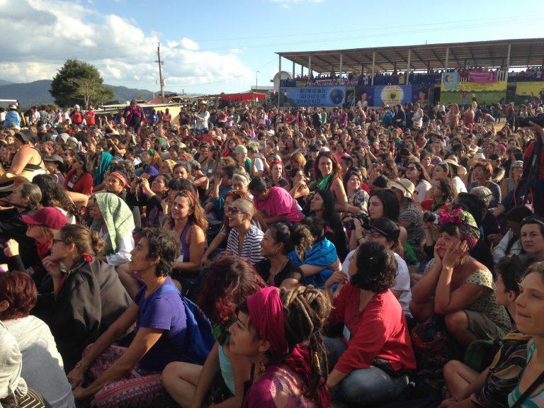 8.3.2018 – Nudm Alessandria partecipa al Primo Incontro Internazionale delle Donne che Lottano in Chiapas