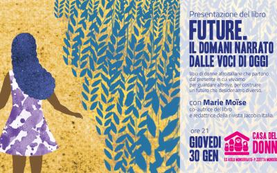Giovedì 30 gennaio, le voci delle donne afroitaliane e il sogno di un futuro diverso