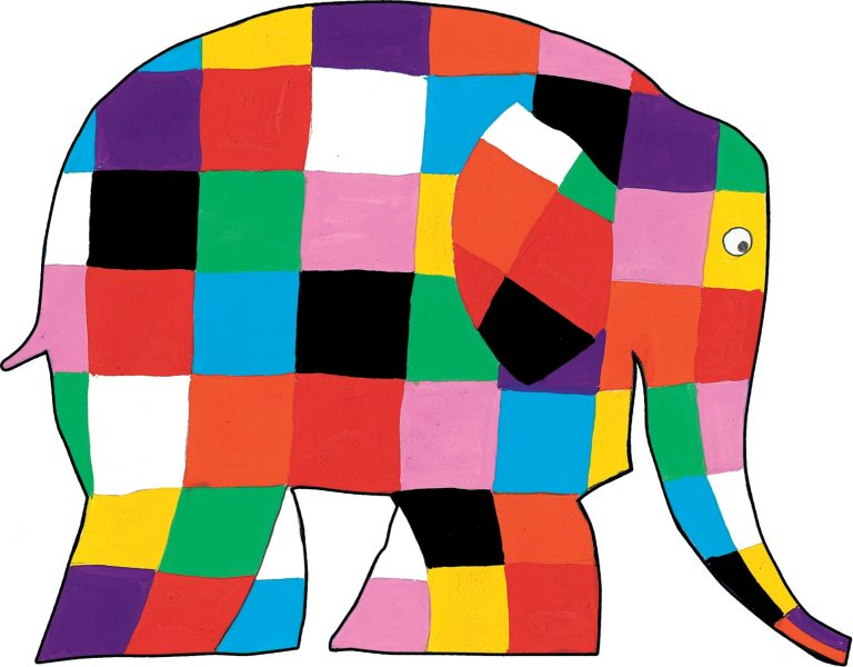 Racconti senza stereotipi – Elmer, l'elefante variopinto