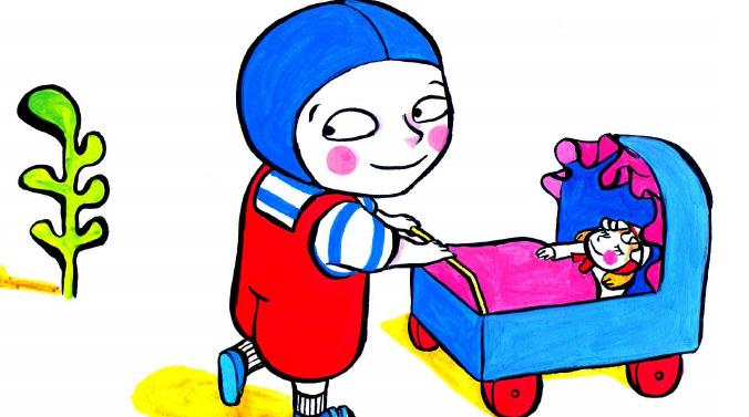 Racconti senza stereotipi – Una bambola per Alberto + tutorial per costruire una bambola speciale