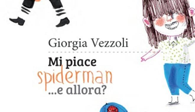 Racconti senza stereotipi – Mi piace Spiderman… e allora? + tutorial per creare la propria speciale super-cartella!